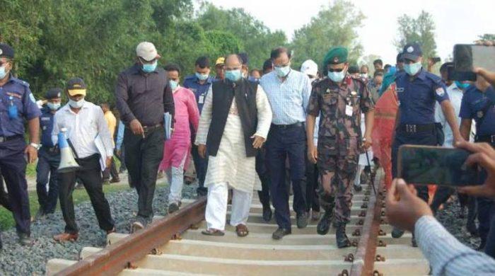 ভারতের সাথে ফের রেল যোগাযোগ শুরু হবে চিলাহাটি দিয়ে : রেলমন্ত্রী