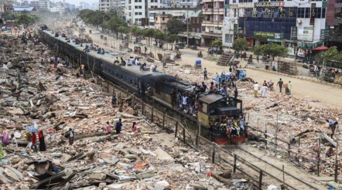 ১০৭% নির্মাণব্যয় বাড়ছে ঢাকা-নারায়ণগঞ্জ ডাবল লাইনে