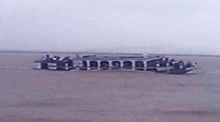 সুন্দরবনের পশুর নদীতে পর্যটকবাহী লঞ্চ ডুবি