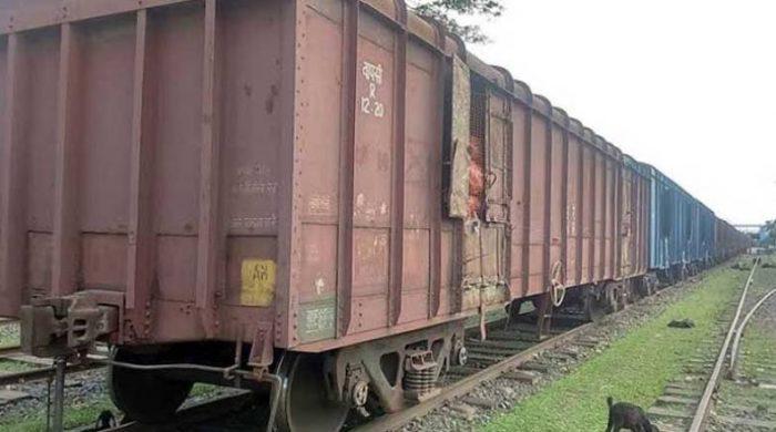 রেলপথ দিয়ে ভারত থেকে দেড় হাজার টন পেঁয়াজ আমদানি