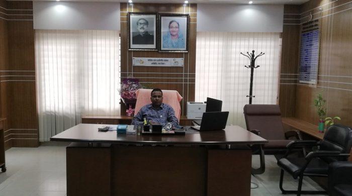 এলজিইডি ঢাকা বিভাগ : অতি. প্রধান প্রকৌশলীর কর্মসূচি